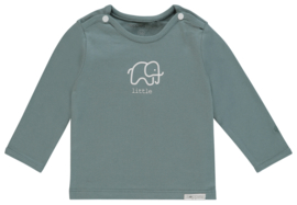 Noppies Longsleeve Amanda Dark green