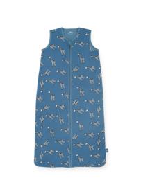 Jollein Baby Slaapzak Giraffe  Zomer - Jeans Blue