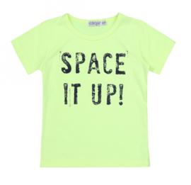 Dirkje t-shirt Space It Up