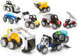 Smartmax Power Vehicles  25-delig