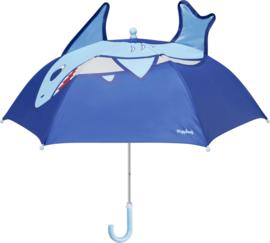 3D Paraplu Haai