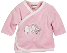 Wikkel shirt Nicki olifant rose