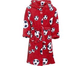 Badjas voetbal rood