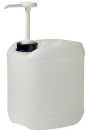 Lijmpomp jerrycan 5000 ml