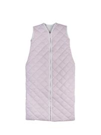 Jollein gevoerde slaapzak roze gestreept , 90 cm