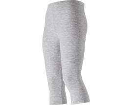 Legging capri grijs maat 110