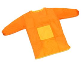 Verfschort oranje 2-4 jaar