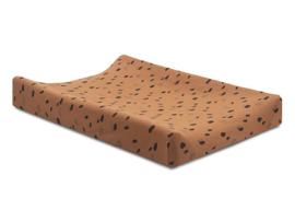 Jollein Aankleedkussenhoes Spot 50x70cm - Caramel