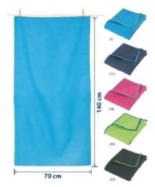 Multifunctionele handdoek  70 x 140 cm