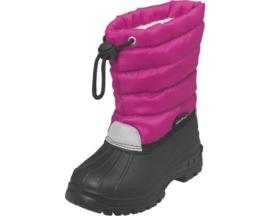 Snowboots zwart/roze