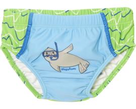 Luier zwembroek UV werend zeehond