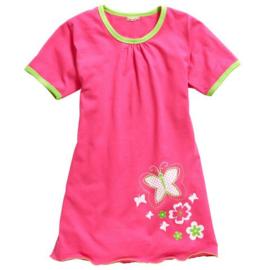 Nachthemd roze Vlinder