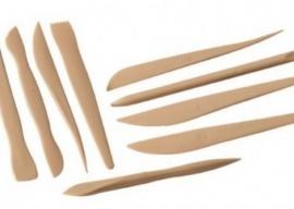 Creall kunststof kleispatels 14 stuks assorti