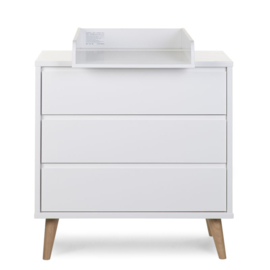 Retro Rio White commode