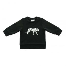 Jollein Truitje  Leopard black & white