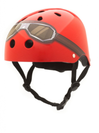 Coconut helm racer red