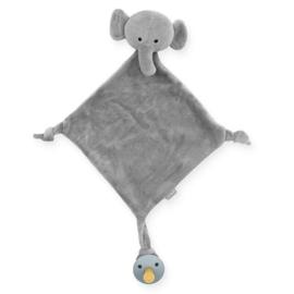 Jollein Speendoekje Elephant storm grey
