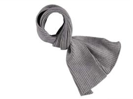 Sarlini sjaal grijs
