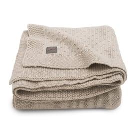 Deken Bliss knit nougat