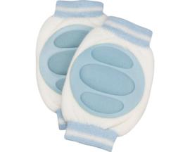 Kniebeschermers / kniestukken licht blauw