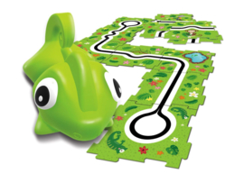 Dart de Kameleon codeerspel