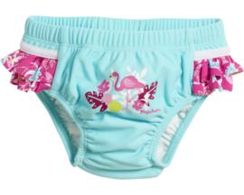 Luier zwembroek UV werend Flamingo