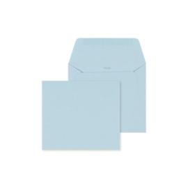 Envelop Soft blauw - 14 x 12,5 cm