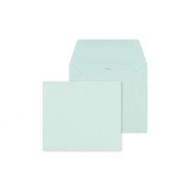 Envelop Mintgroen - 14 x 12,5 cm
