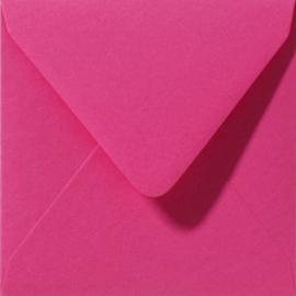Envelop Fuchsia - 14 x 12,5 cm