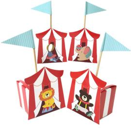 Traktatiedoosje Circus
