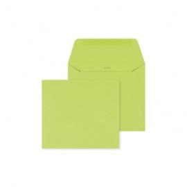 Envelop Groen - 14 x 12,5 cm