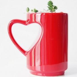 Liefdesmok [rood]