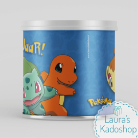 Pringles wikkel - Pokemon