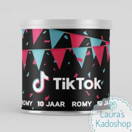 Pringles wikkel - TikTok