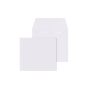 Envelop Wit - 14 x 12,5 cm