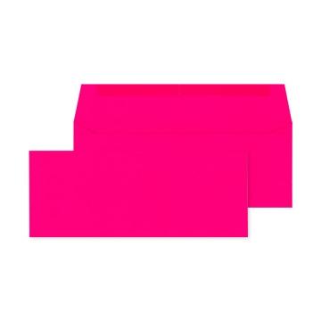 Envelop Felroze - 23 x 9 cm