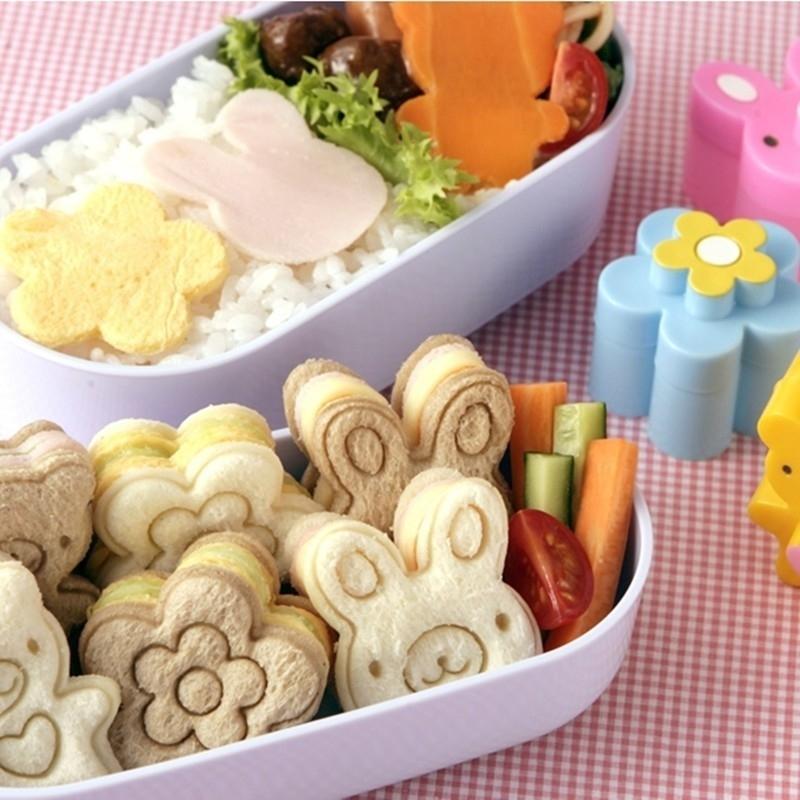 Brood stempels, set van 3