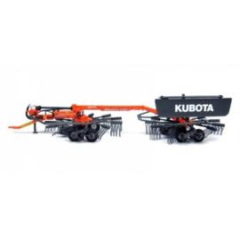 Universal Hobbies 4287 - Kubota RA2071T - Hooihark (1:32)