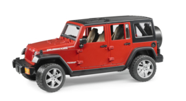 Bruder 2525 - Jeep Wrangler Unlimited Rubicon