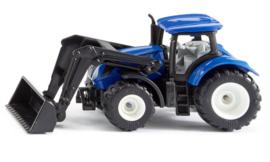 Siku 1396 - New Holland tractor met voorlader