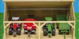 Kids Globe 610047 - Landbouwloods voor tractoren (1:50 )
