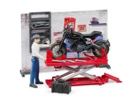 Bruder 62101 - BWorld Motorwerkplaats