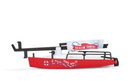 Siku 1752 - Zeilboot met boeien (1:50)