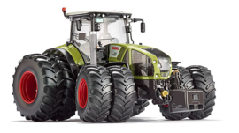 Wiking 77328 - Claas Axion 950 Dubbellucht (1:32)