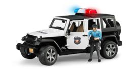 Bruder 2526 - Jeep Wrangler politie