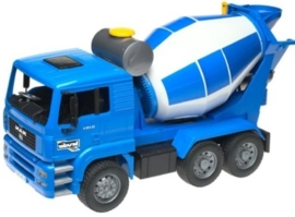 Bruder 2744 - MAN betonwagen