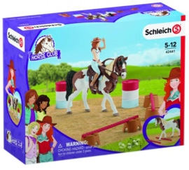 Schleich 42441 - Western rijset Horse Club Hannah