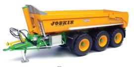 Universal Hobbies 4268 - JOSKIN Trans-KTP 27/65 TRM - halfpipe gronddumper  (1:32)