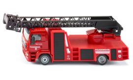 Siku 2114  - MAN Feuerwehr ladderwagen (1:50)