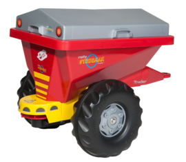 Rolly Toys 125128 - Strooiwagen Rood